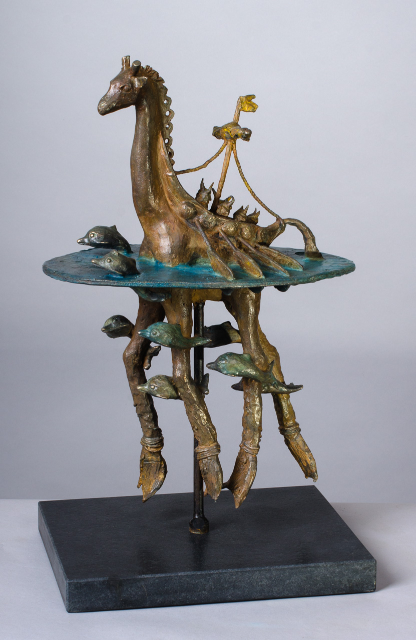 Girafe Nomade
